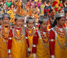 Dances and Festivals, Meghalaya