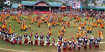Khasi Festival, Meghalaya: Department of Arts and Culture